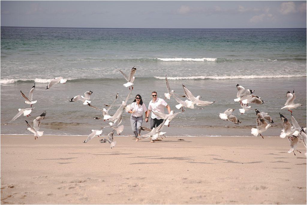 Coromandel Engagment Onemana Beach