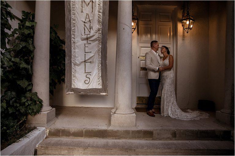 Mantell's Wedding
